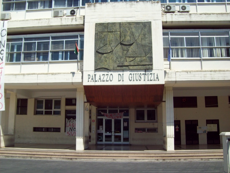 Palazzo di Giustizia di Castrovillari