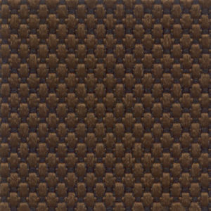 Tessuto a piccoli rilievi puntinato Marrone scuro 2536