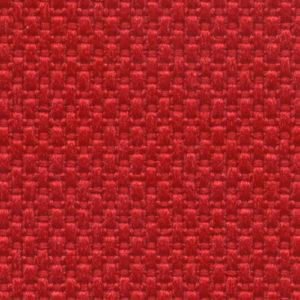 Tessuto a piccoli rilievi Rosso 4028