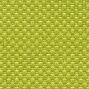 Tessuto a piccoli rilievi Verde giallastro 7025