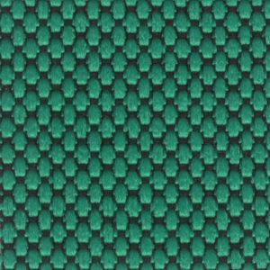 Tessuto a piccoli rilievi puntinato Verde scuro 7508