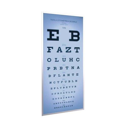 Tavola optometrica
