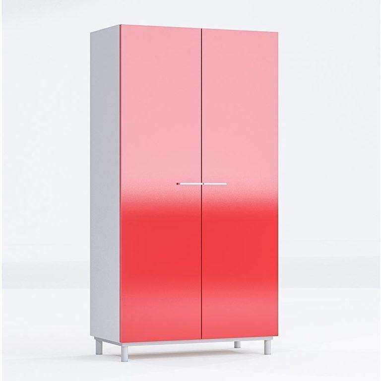 Libreria modulare ante a battente con base EB0902L