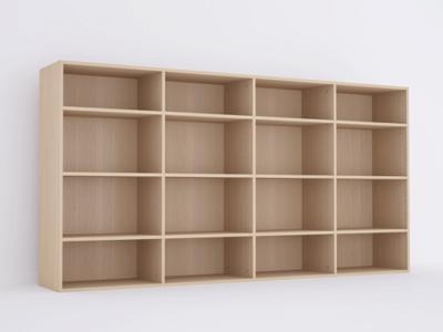 Libreria sovrapponibile a 4 moduli EB241R