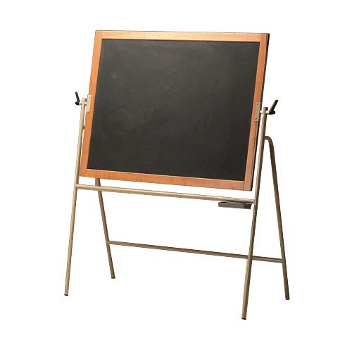 Lavagna a cavalletto con piano di scrittura in ardesia (SCL LC 00 0 900)