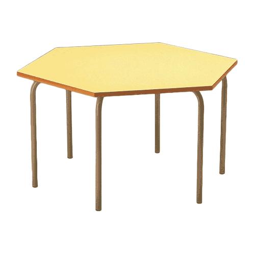 Tavolo esagonale