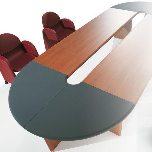 Tavolo riunione componibile Serie Mytho