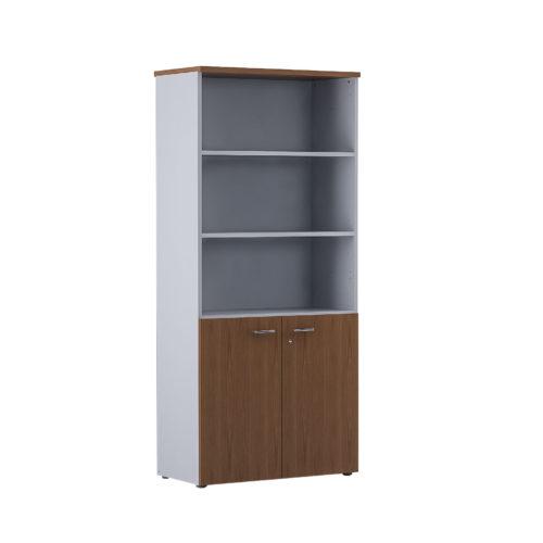Libreria alta ante basse RETTA RL604