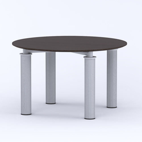Tavolo riunione tondo Light