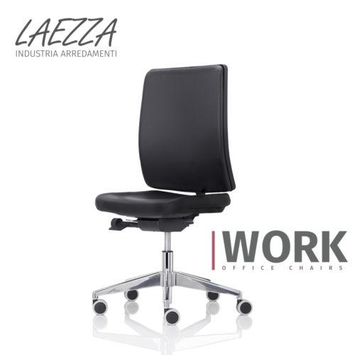 Poltrona da lavoro H24 Layka interlocutoria